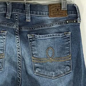 Lucky Brand Sofia Skinny Ankle Jeans